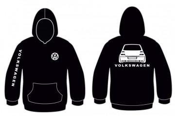 Sweatshirt com capuz para VW Golf 4 R32
