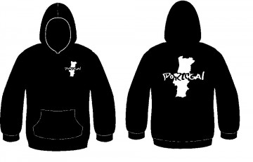 Sweatshirt com capuz -  Portugal