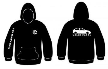 Sweatshirt com capuz VOLKSWAGEN POLO 86C