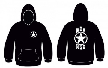 Sweatshirt para Army Star