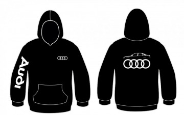 Sweatshirt para Audi A4, B5