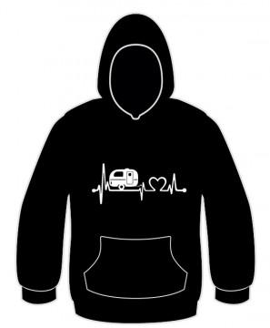 Sweatshirt para Batimentos Caravana
