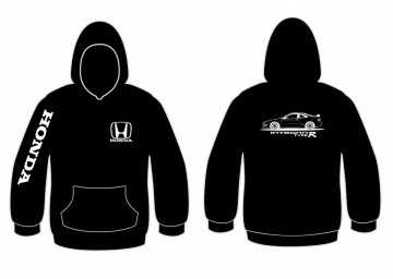 Sweatshirt para Honda Integra Type R