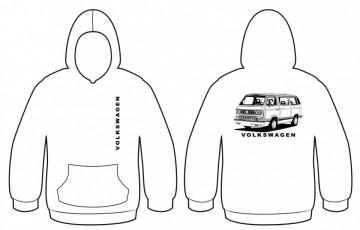 Sweatshirt para Volkswagen Transporter T3
