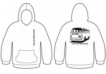 Sweatshirt para Volkswagens kombi Van