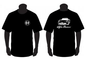 T-shirt para Alfa Romeu 4C