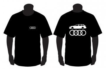 T-shirt para Audi A6 C7 Avant