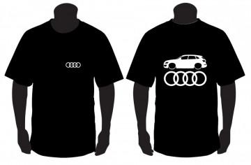 T-shirt para Audi Q5