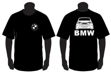 T-shirt para BMW E90 Traseira