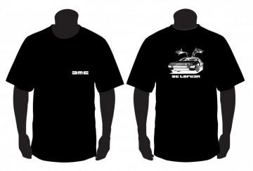 T-shirt para De Lorean