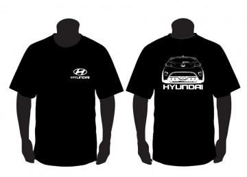 T-shirt para hyundai veloster