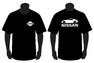 T-shirt para Nissan 350Z