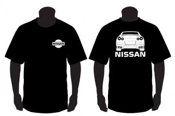 T-shirt para Nissan GTR R35