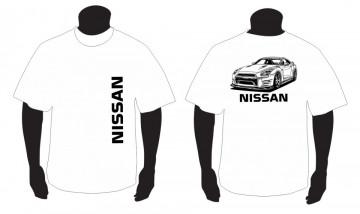 T-shirt para Nissan R35 GTR