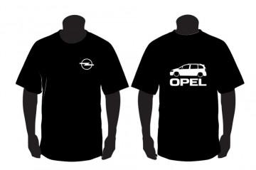 T-shirt  para  Opel Zafira