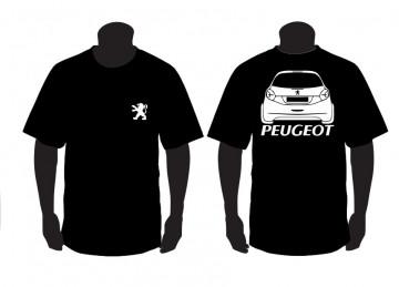 T-shirt para Peugeot 208