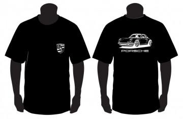 T-shirt para Porsche 911