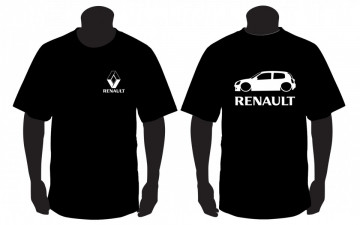 T-shirt Para  Renault Clio II RS