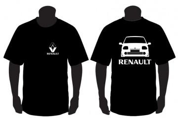 T-shirt  para Renault Clio MK2 Fase 1
