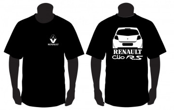 T-shirt para Renault Clio RS