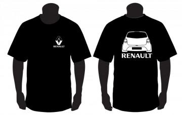 T-shirt para Renault Twingo 2