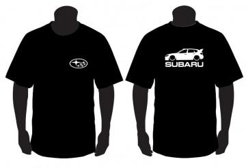 T-shirt para Subaru Impreza Mk3 WRX