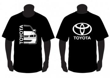 T-shirt para Toyota Corolla e10