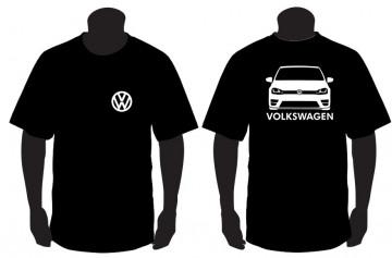 T-shirt  para Volkswagen Golf VII