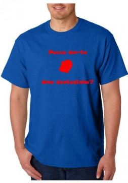 T-shirt  - Posso Dar te uma Dentadinha