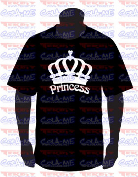 T-shirt - Princess