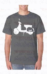 T-shirt  -VESPA