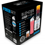 Blender Noveen Sport Mix & Fit, model SB1100 Xline, alb