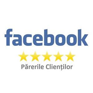Facebook - părerile clienților 12note