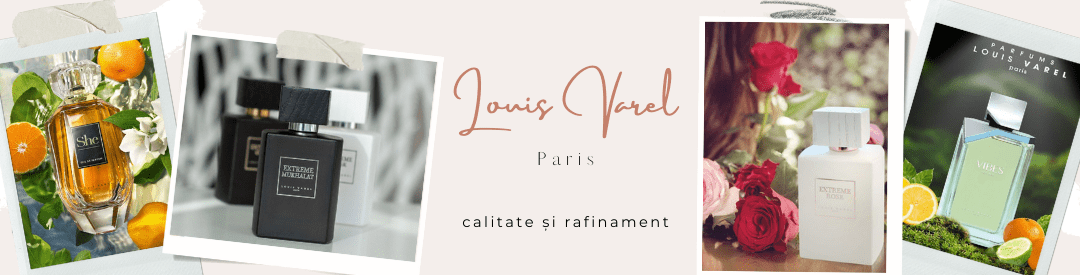 Brand Louis Varel Paris