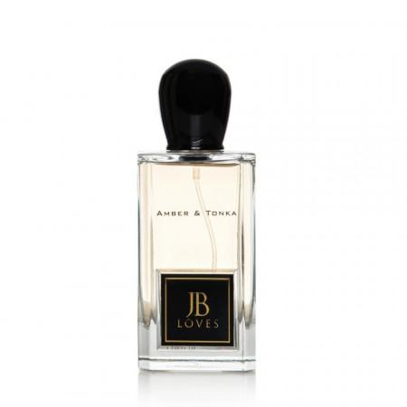 AMBER & TONKA JB Loves Fragrances
