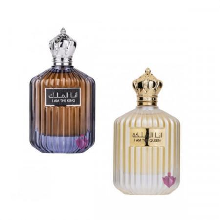 Pachet ANA AL (I AM) Zaafaran Parfumuri Arabesti 100 ml