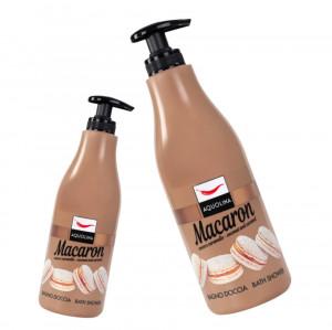 MACARON COCONUT & CARAMEL Aquolina Gel Dus