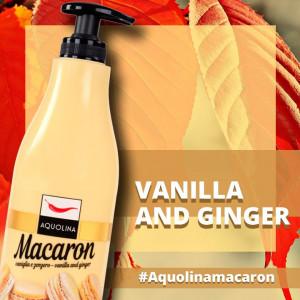 MACARON VANILLA & GINGER Aquolina Gel Dus