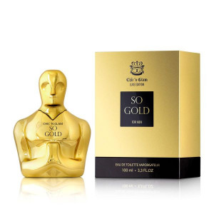 Oscar So Gold for Men 100 ml Chic'n Glam
