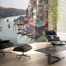Fotótapéta - A Grand Canal Velence. Olaszország