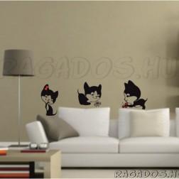 Játékos macskák