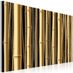 Kép - Brown bamboo stalks