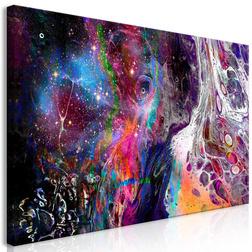 Kép - Colourful Galaxy (1 Part) Wide