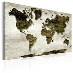 Kép - World Map: Green Planet
