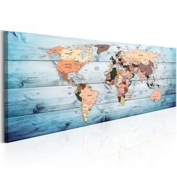 Kép - World Maps: Sapphire Travels