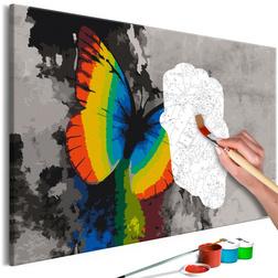 Kifestő - Colourful Butterfly