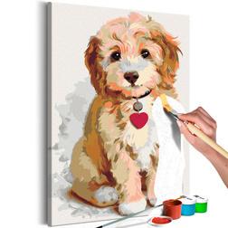 Kifestő - Dog (Puppy)