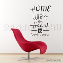 Otthon, ahol a szív van