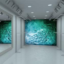 Fotótapéta - water - blue ocean