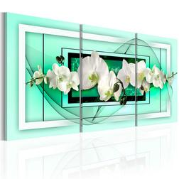 Kép - Április és orchideák